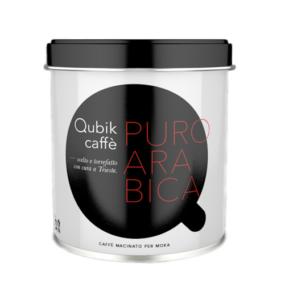Mletá káva 100% Arabica 125g plech
