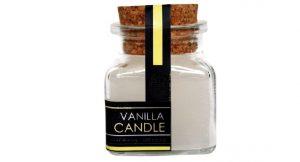 botanico svíce s kalamářem vůně vanilka