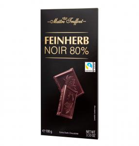 Prémiová hořká čokoláda 100g