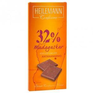 heilemann mléčná plantážní čokoláda 32 madagaskar