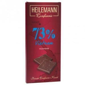 heilemann vietnam 73 hořká čokoláda plantážní