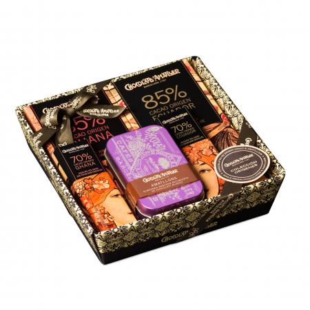 Čokoládová dárková kazeta