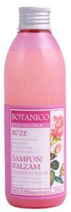 botanico šampon balzám na vlasy růže