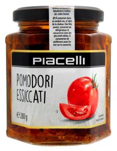 piacelli nakládaná sušená rajčata pomodori essicati