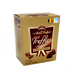 Zlaté čokoládové truffle 200g