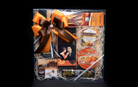 Dárková kazeta Orange Box