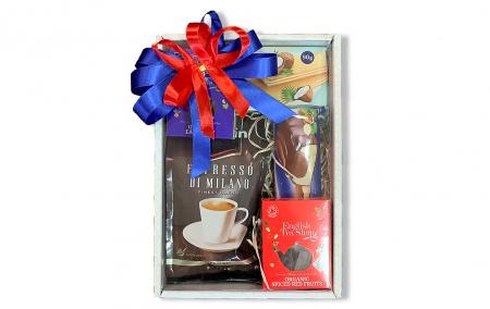 dárková kazeta sladký šálek s kávou dárek