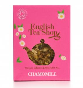 bio čistý heřmánek ets english tea shop čaj v pyramidce