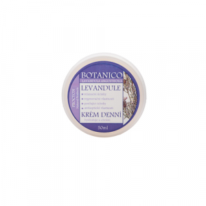 botanico denní krém pleťový levandule 50ml