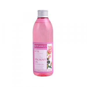 botanico sprchový krém gel růže