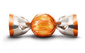 monardo clementine mandarinka oranžová pralinka čokoládová