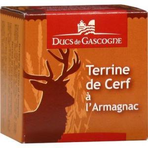 ducs de gascogne jelení terina paštika s armagnacem 65g