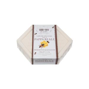 gori italské mýdlo s mateří kašičkou pappa reale 100g