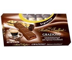 maitre truffout grazioso espresso tyčinky