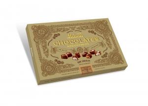 laima limited dark chocolate bonboniéra hořká čokoláda 215g