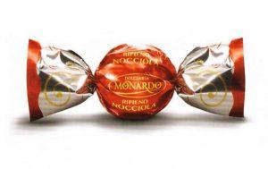 monardo lískový ořech pralinka červená