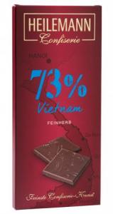 heilemann hořká čokoláda 73 plantážní vietnam