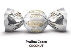 monardo kokos bílá čokoládová pralinka