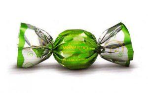 monardo pistácie čokoládová pralinka zelená
