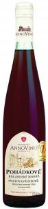 annovino lednice pohádkové víno rulandské modré svatovavřinecké