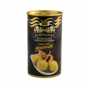 la explanada anchoa gourmet stuffed olives with anchovies